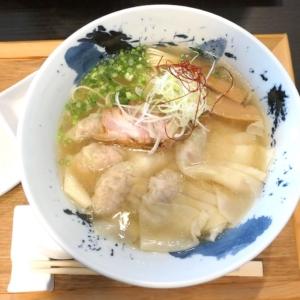 横浜・黄金町「かつら」豚骨清湯の雲呑ラーメン初体験!豚骨淡麗スープと自家製餃子