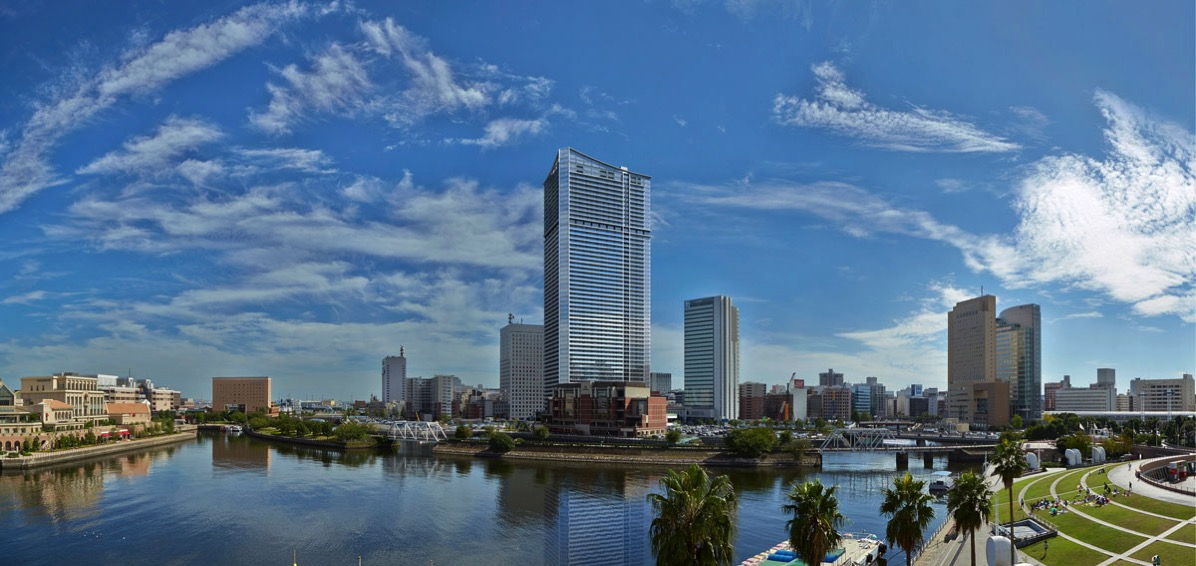 オークウッドスイーツ横浜、横浜・馬車道に開業!家具家電一式揃う短期から長期滞在向け宿泊施設