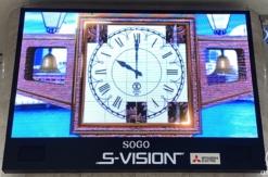 そごう横浜店、開店35周年で「デジタルからくり時計」が入り口そばに登場!