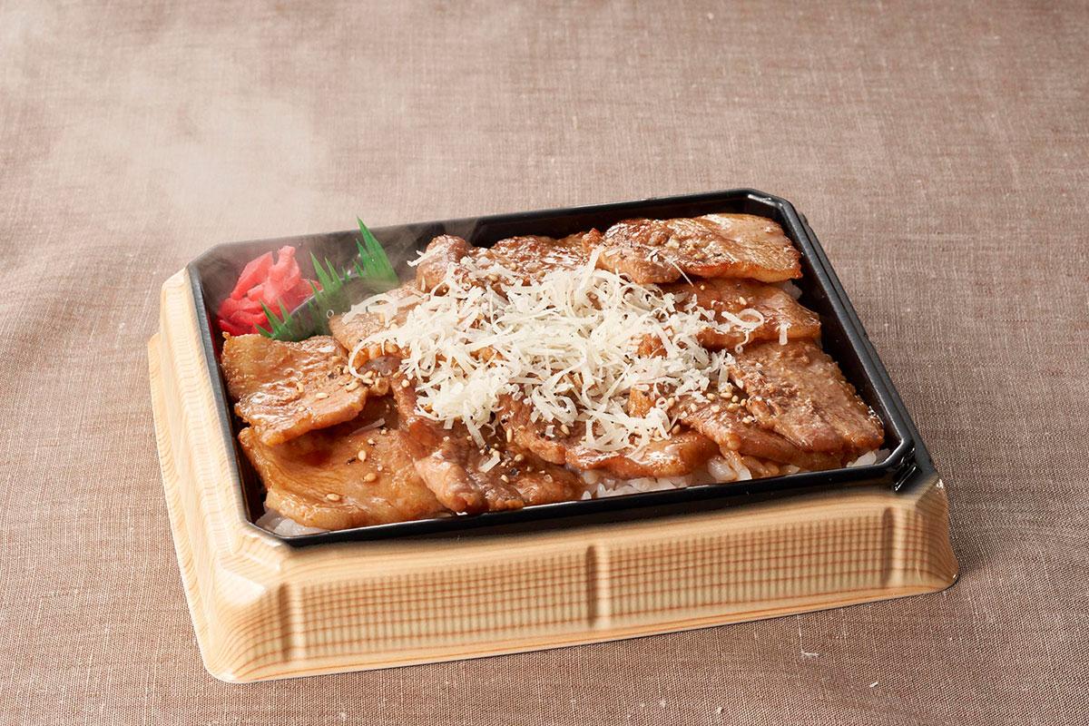 十勝産チーズかけ「豚丼(1折)」