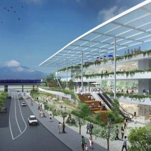 相鉄、横浜・ゆめが丘駅前に大規模集客施設 2023年度下期開業予定