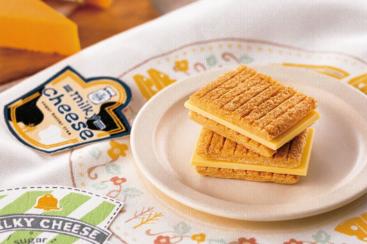 シュガーバターの木史上最高に濃~いチーズ味、横浜含む5ヶ所で限定販売!