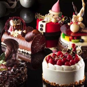 横浜ベイホテル東急、6種類のクリスマス彩るケーキ登場!