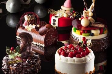 横浜ベイホテル東急、6種のクリスマスを彩るケーキが登場!