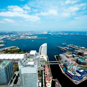 横浜ランドマークタワー69階展望フロア「スカイガーデン」1か月登り放題のサブスク開始!