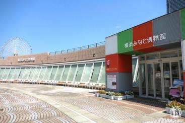 横浜みなと博物館は横浜港の歴史満載!柳原良平アートミュージアムも観光