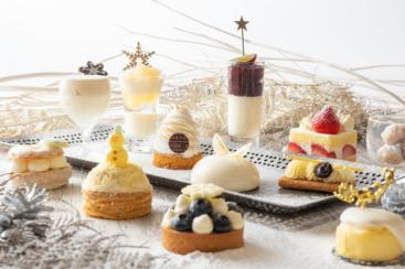 横浜ベイシェラトンに白スイーツ味わう「Sweets Parade」初登場!スイーツオーダーブッフェ