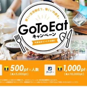 Go To イート、対象グルメサイトから予約でポイント還元!神奈川県や横浜の飲食店も