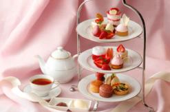 横浜・ホテルニューグランド「苺のアフタヌーンティーセット」12月より販売!