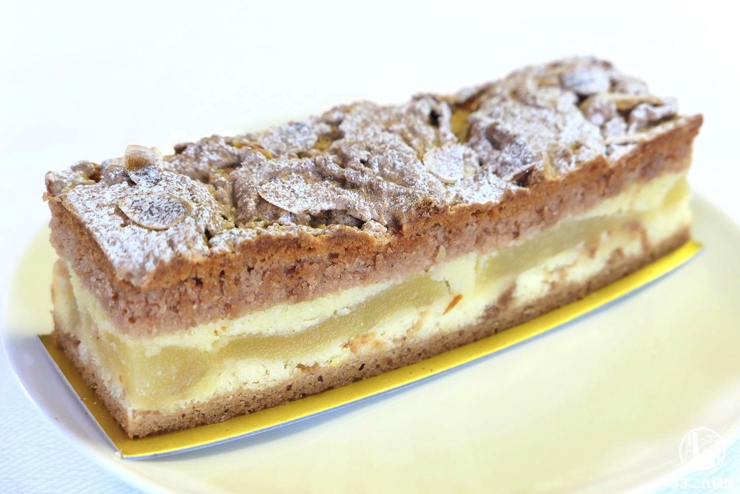 鎌倉紅谷「アップルフィーユ」は希少で絶品!リンゴ好き必食の贅沢ケーキ