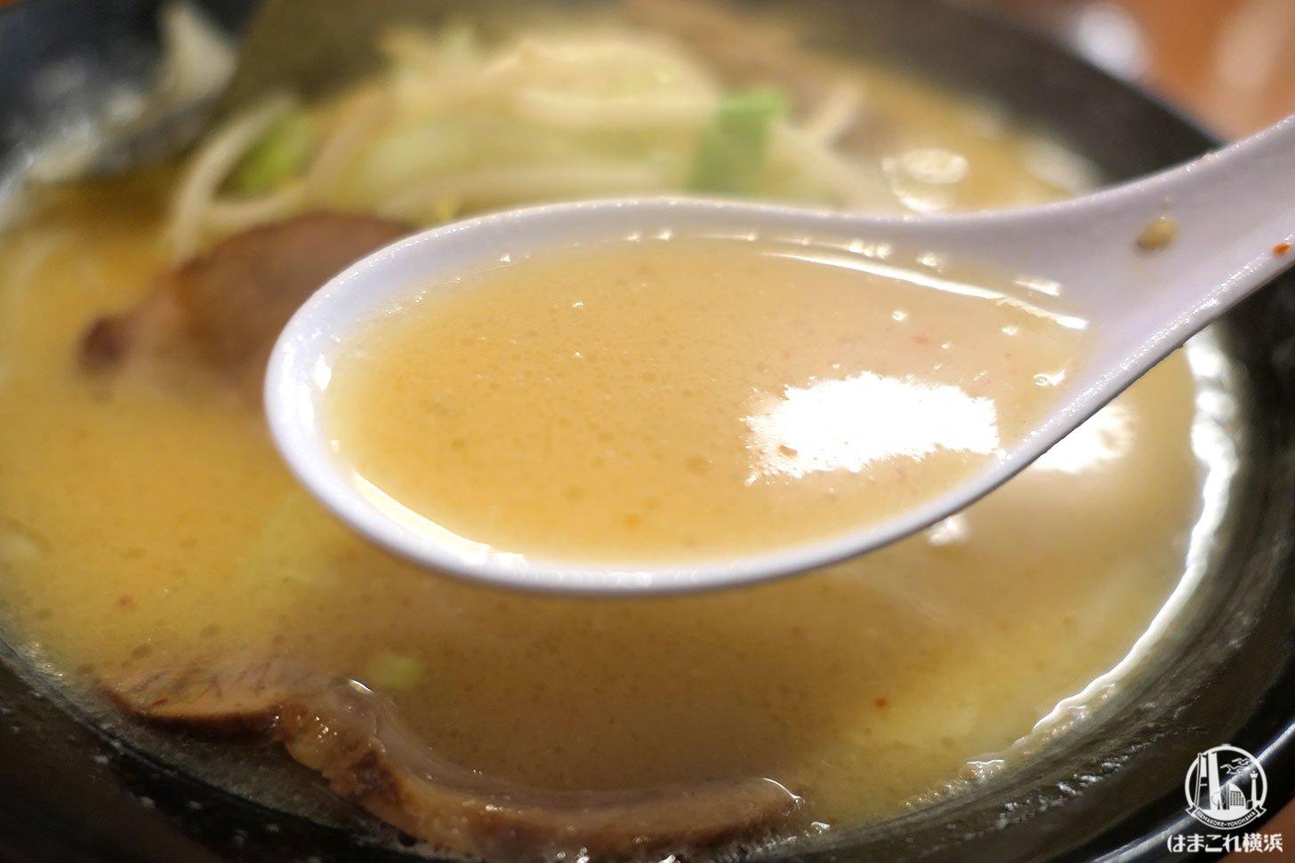おやじ麺 スープ