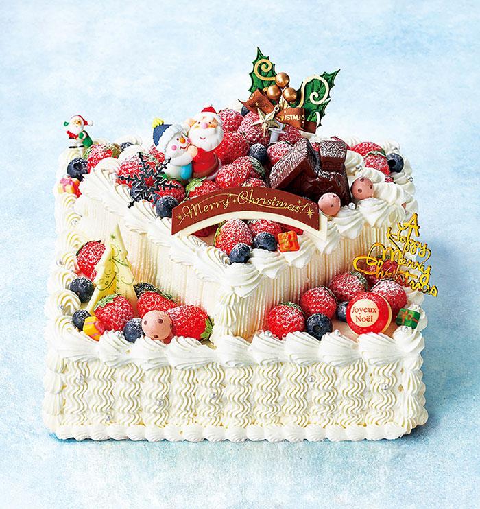 そごう横浜店、2020年のクリスマスケーキ予約受付開始