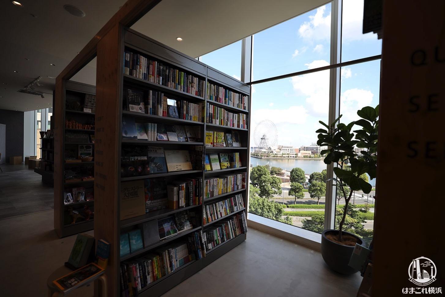 有隣堂ブックカフェ「STORY STORY YOKOHAMA」