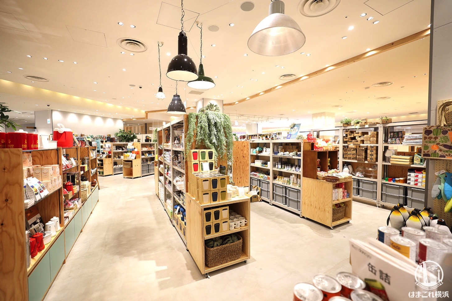 有隣堂「STORY STORY YOKOHAMA」雑貨売場