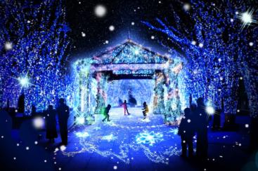ヨコハマミライト2020、横浜みなとみらいで開催!横浜最大級のイルミネーション