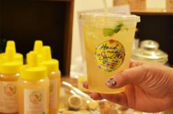 横浜市アメリカ山公園「小さなフラワー&グリーンマーケット」開催!はちみつグルメやドリンクも