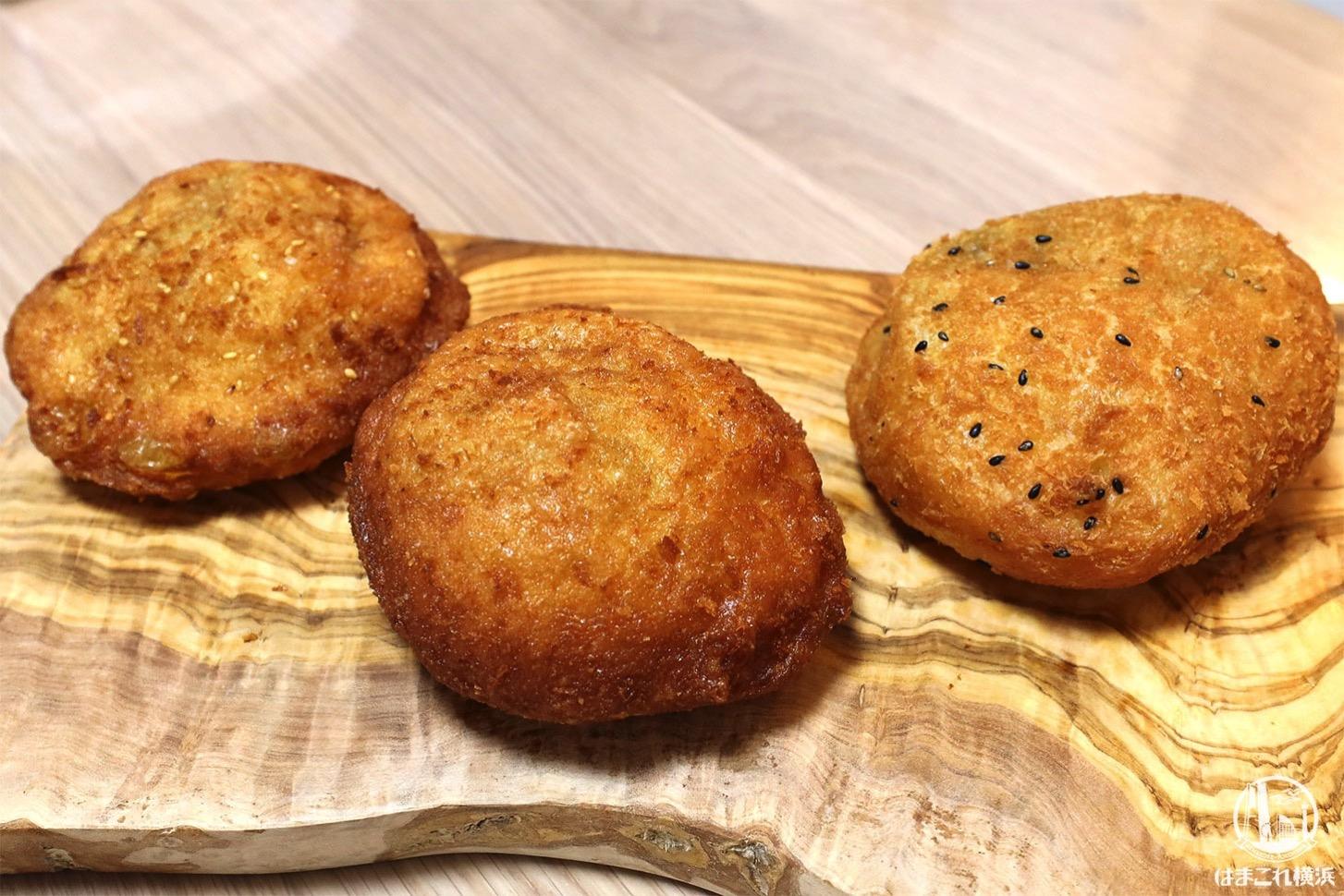 プルマンベーカリー カレーパン