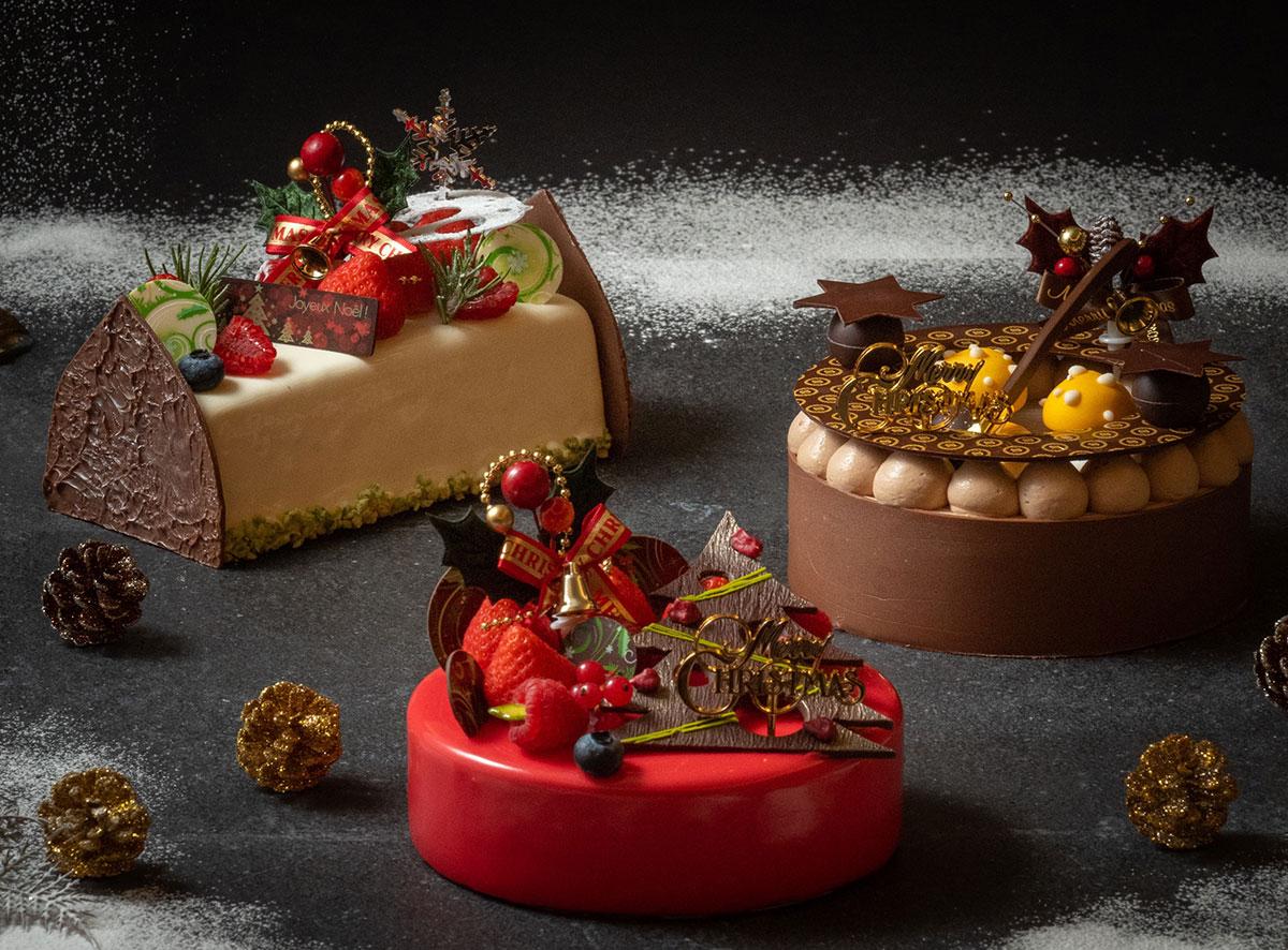 横浜ベイシェラトン、2020年クリスマスケーキの予約受付開始