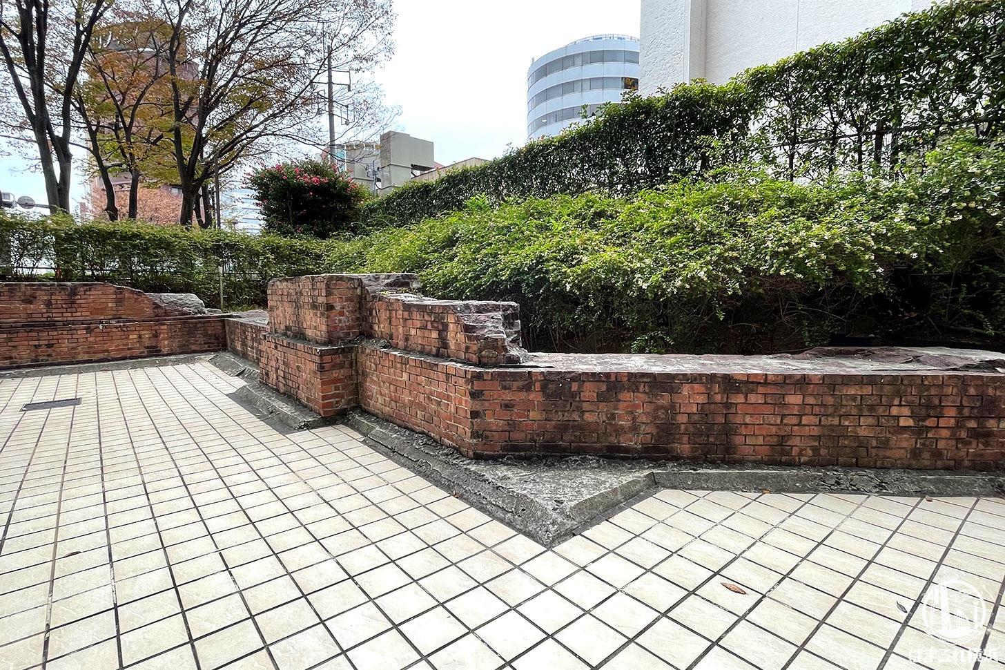 二代目 横浜駅跡