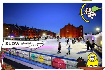 アートリンクin横浜赤レンガ倉庫が開催決定!アートとアイススケートのコラボ