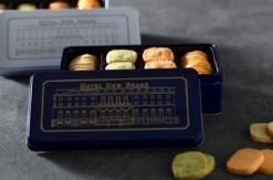 横浜・ホテルニューグランド「オリジナル缶入り フレーバークッキー 」限定カラー発売!