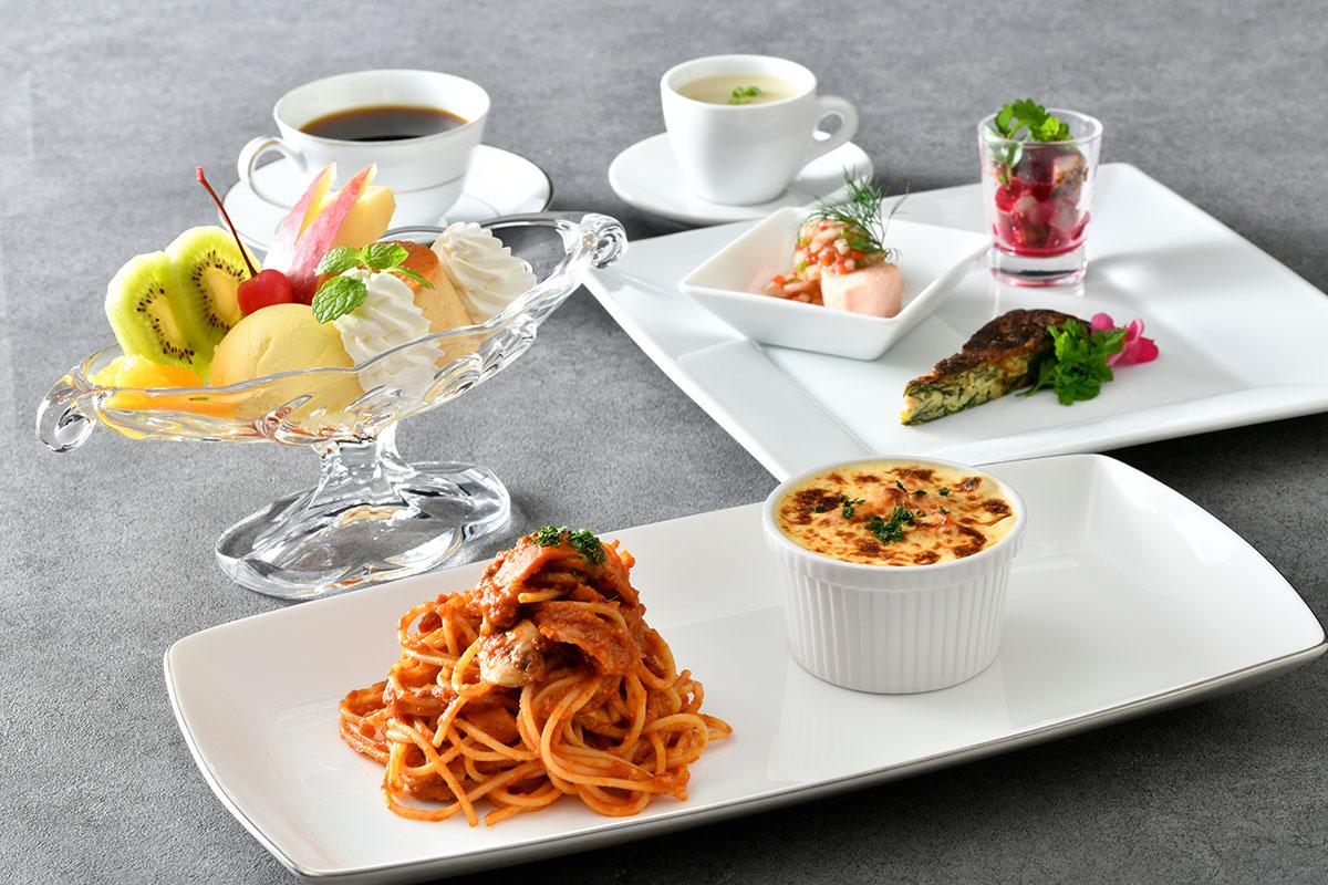 横浜・ホテルニューグランド「ル グラン」伝統の3品コース仕立てで、ディナー限定提供!