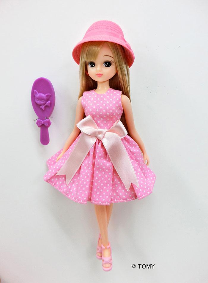 お人形教室リカちゃん