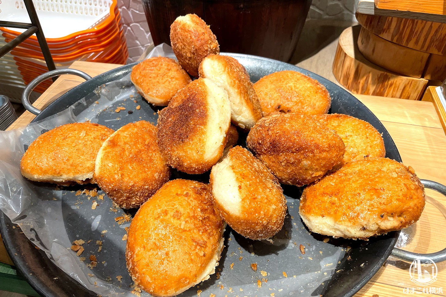 パンパティ南町田「カレーパン」が肉たっぷり本格カレーで自分史上No.1!グランベリーパーク