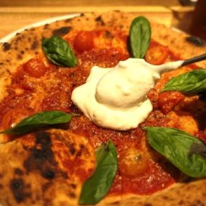 横浜ベイサイド「ピザ ロマーノ」でピザランチ!チーズ後がけ・マルゲリータ食べ比べ