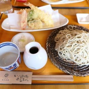 三代目佐久良屋の蕎麦はコシが強くてリピ確!横浜・松原商店街のランチに