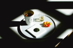 """チョーヤ梅酒「蝶矢」で煎茶堂東京とのコラボドリンク""""梅に煎茶。""""限定販売!"""