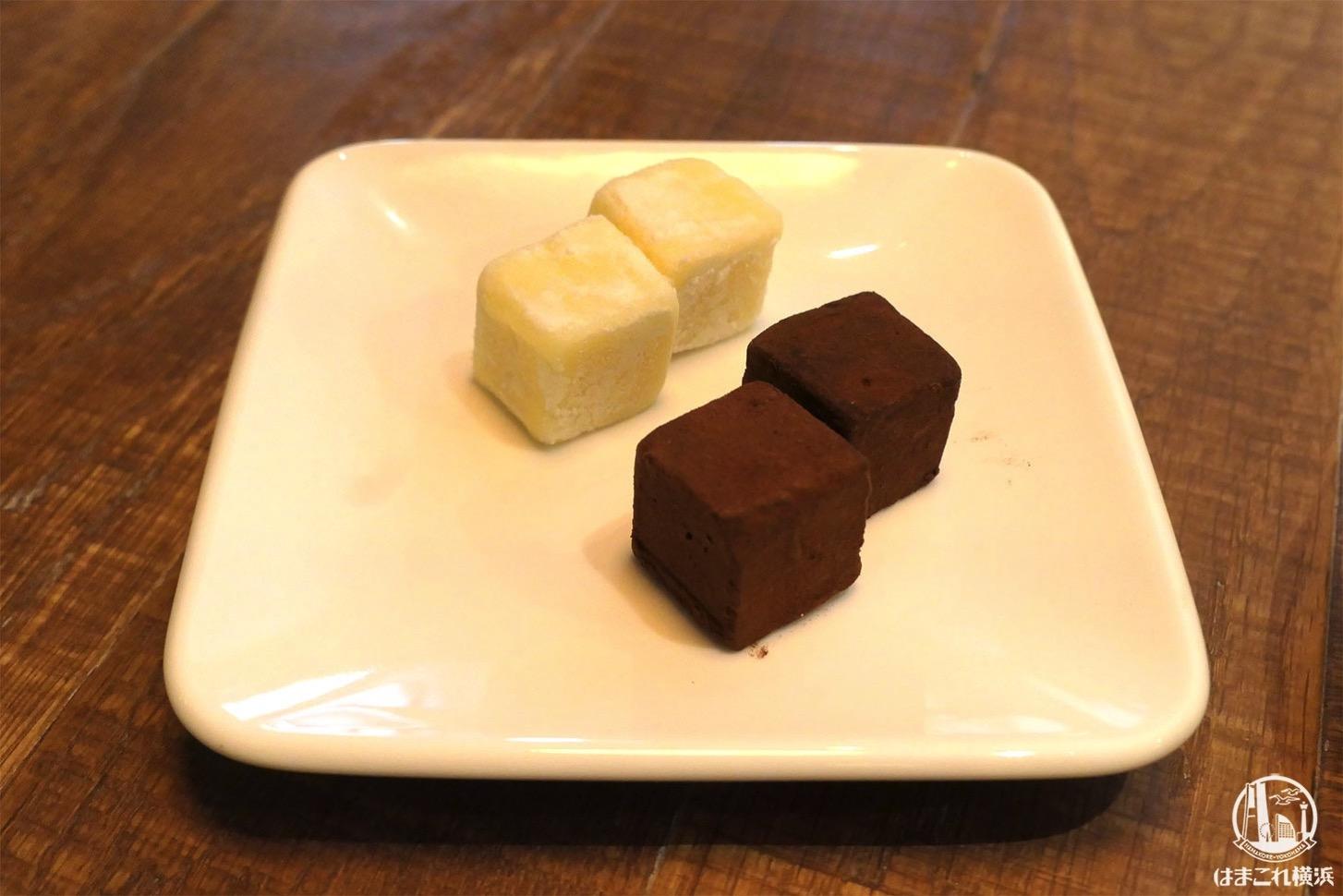 生チョコ2種セット