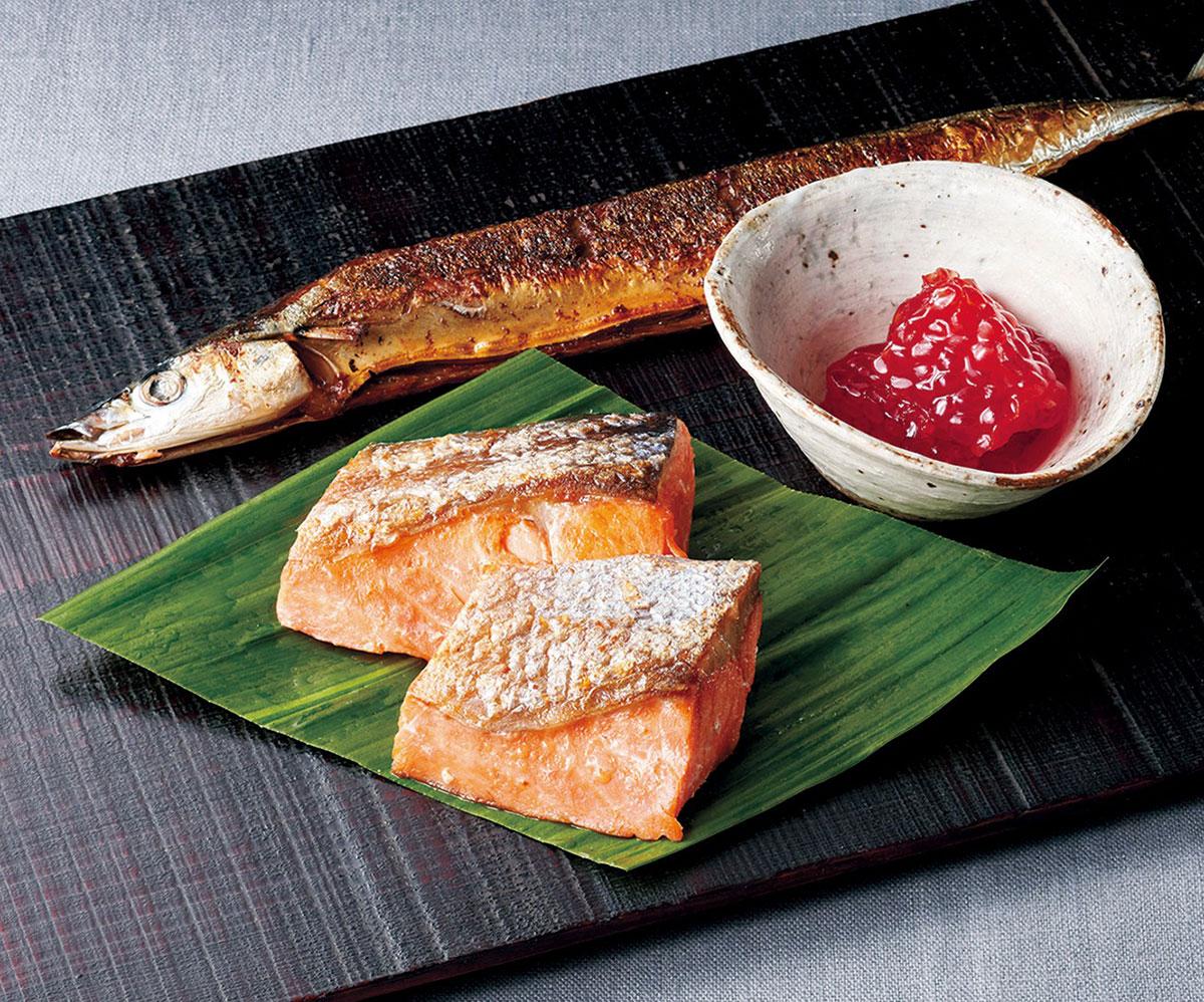 橋本商店「ロシア産紅鮭」