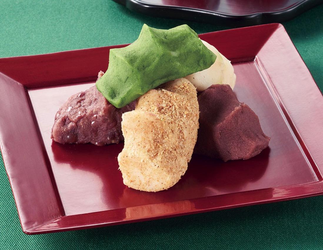 菊壽堂義信「高麗餅」