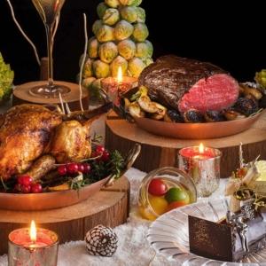 横浜ベイホテル東急「ホワイトクリスマスディナーブッフェ」開催!12月24日と25日はディナーコースも