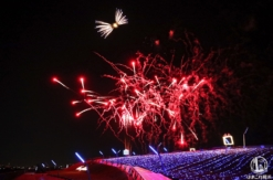 横浜港大さん橋で打ち上げ花火鑑賞!20時から毎週土曜日と特定日に5分間