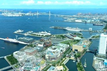 横浜ランドマークタワー69階展望フロア「スカイガーデン」勤労感謝の日に半額キャンペーン実施!