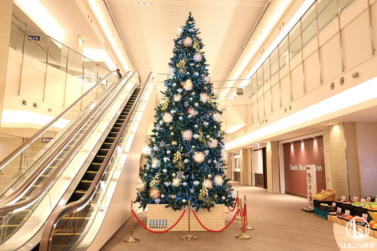MMテラス クリスマスツリー