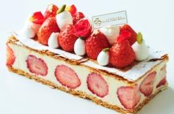 横浜ロイヤルパークホテル「いちごフェア2021」でいちごを使ったスイーツとブレッド販売!