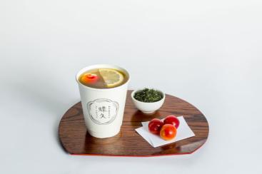 """チョーヤ梅酒「蝶矢」お正月限定ドリンク""""梅に煎茶。""""販売!"""