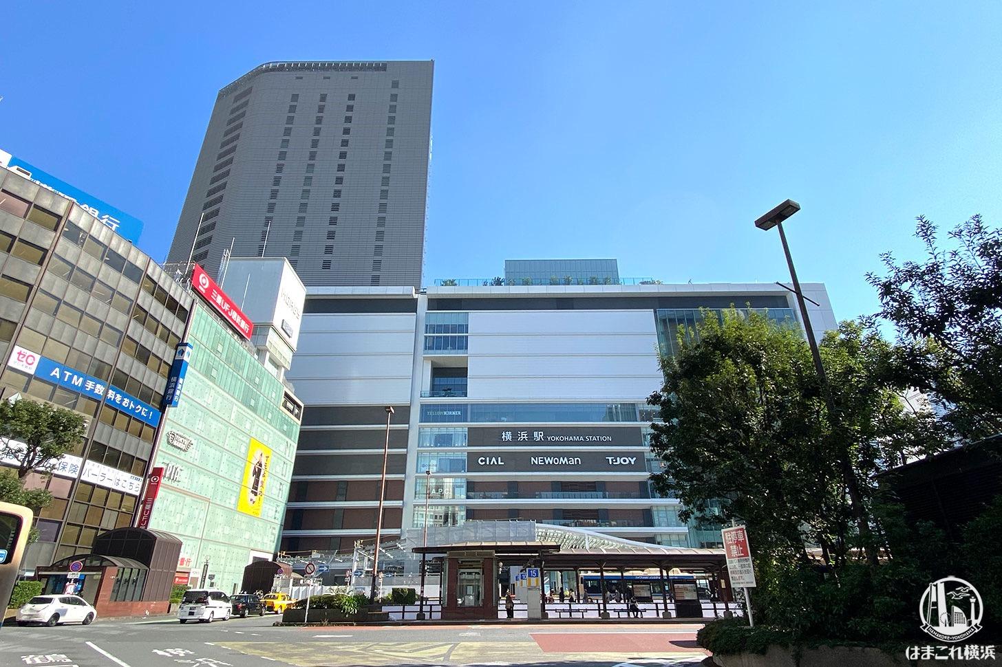 JR横浜タワー徹底解説!横浜駅直結のレストランやカフェ・楽しみ方