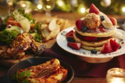 J.S. PANCAKE CAFE「パンケーキBOX」発売!ホワイトチョコとクリームチーズのパンケーキも
