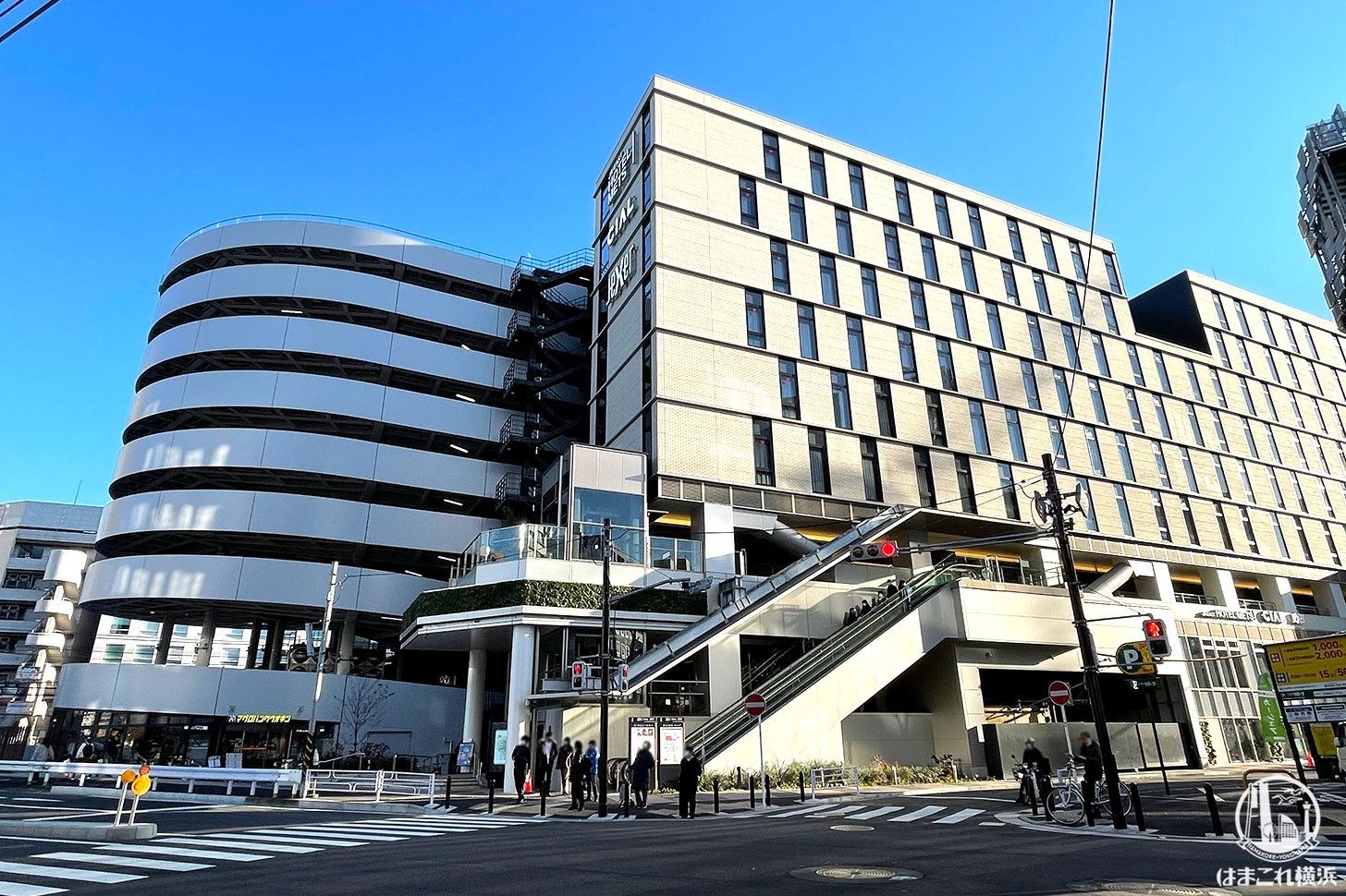 JR横浜鶴屋町ビル