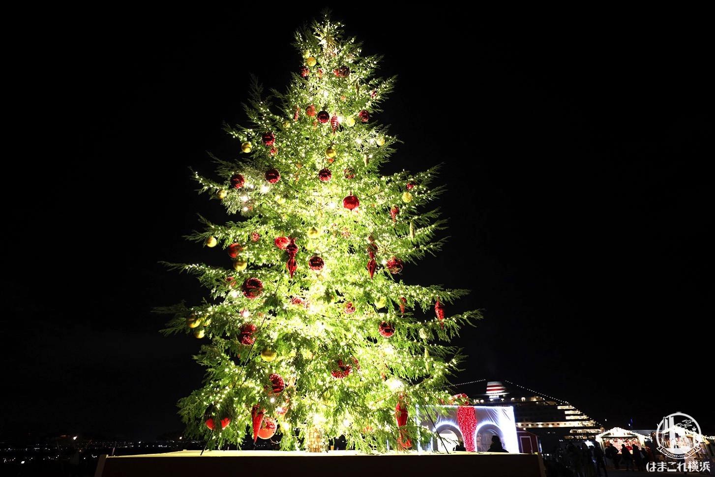 2020年 横浜赤レンガ倉庫「クリスマスマーケット」予約・現地レポ!良き雰囲気満喫