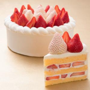 横浜ベイシェラトン「極上ショートケーキ」2021年元旦より販売!第一弾はストロベリー