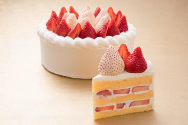 """横浜ベイシェラトンで""""極上ショートケーキ""""2021年元旦より販売!第一弾はストロベリー"""