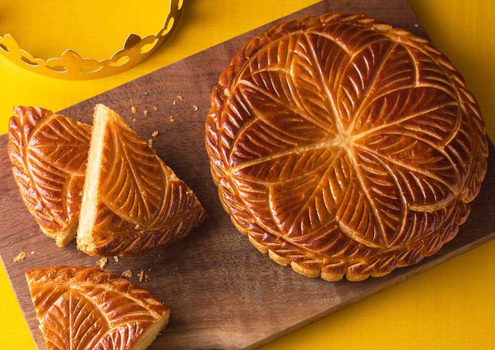横浜ベイホテル東急、新年を祝うフランスの伝統的なお菓子「ガレット・デ・ロワ」販売!