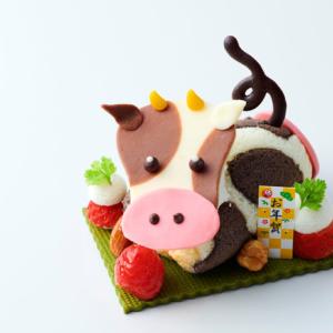 横浜ロイヤルパークホテル、新年彩る「お正月ケーキ」1日1日より販売!