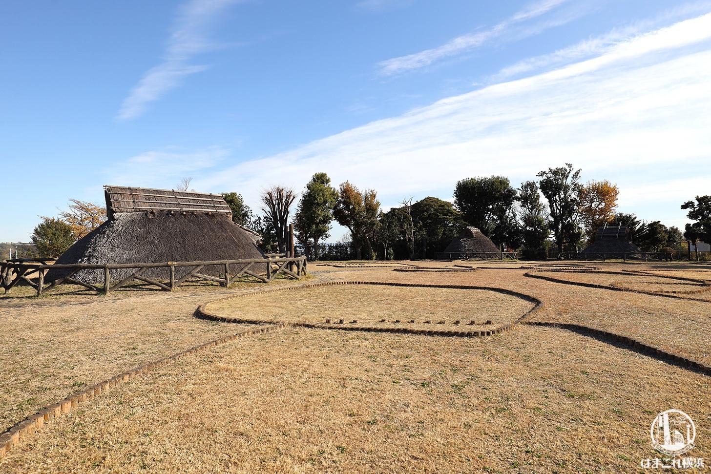 三殿台遺跡