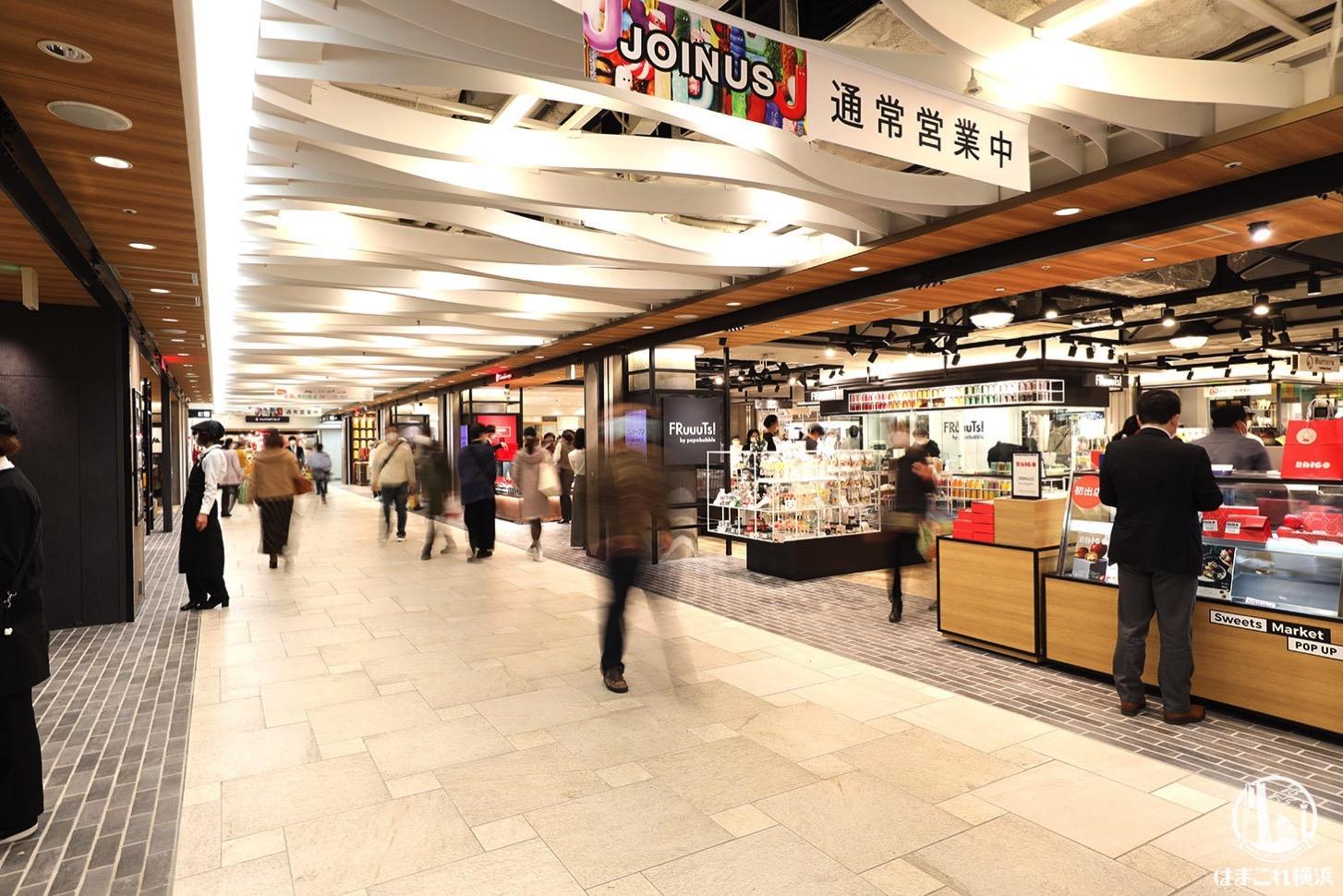 横浜高島屋のフーディーズポート2は手土産スイーツ充実・限定スイーツ現地レポ!